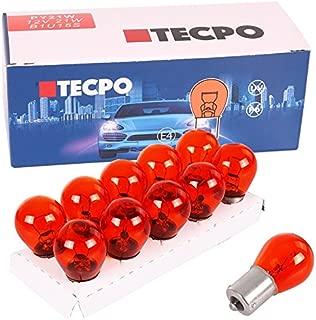 TECPO 300033 Brake Fluid Tester Electronic Brake Fluid Testing Test DOT 3 4 5.1 with 5 LED Indicator for Car Vehicle Break Fluid Tester