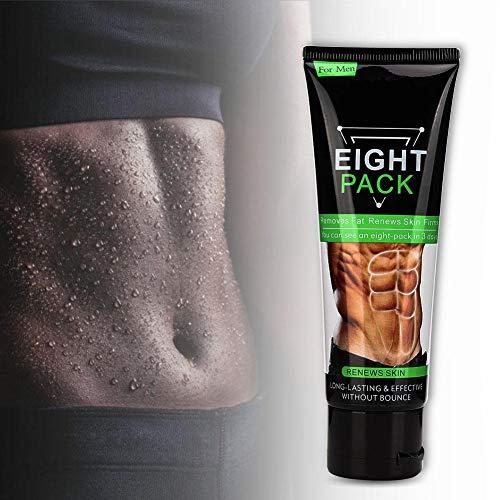Crème amincissante, crème anti-cellulite Volwco de 80 g, formation visant à améliorer la crème du muscle abdominal pour combattre la cellulite au niveau des cuisses, de l'abdomen, des fesses, des bras