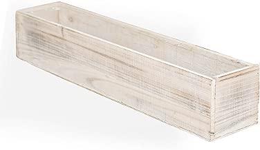 long narrow decorative box