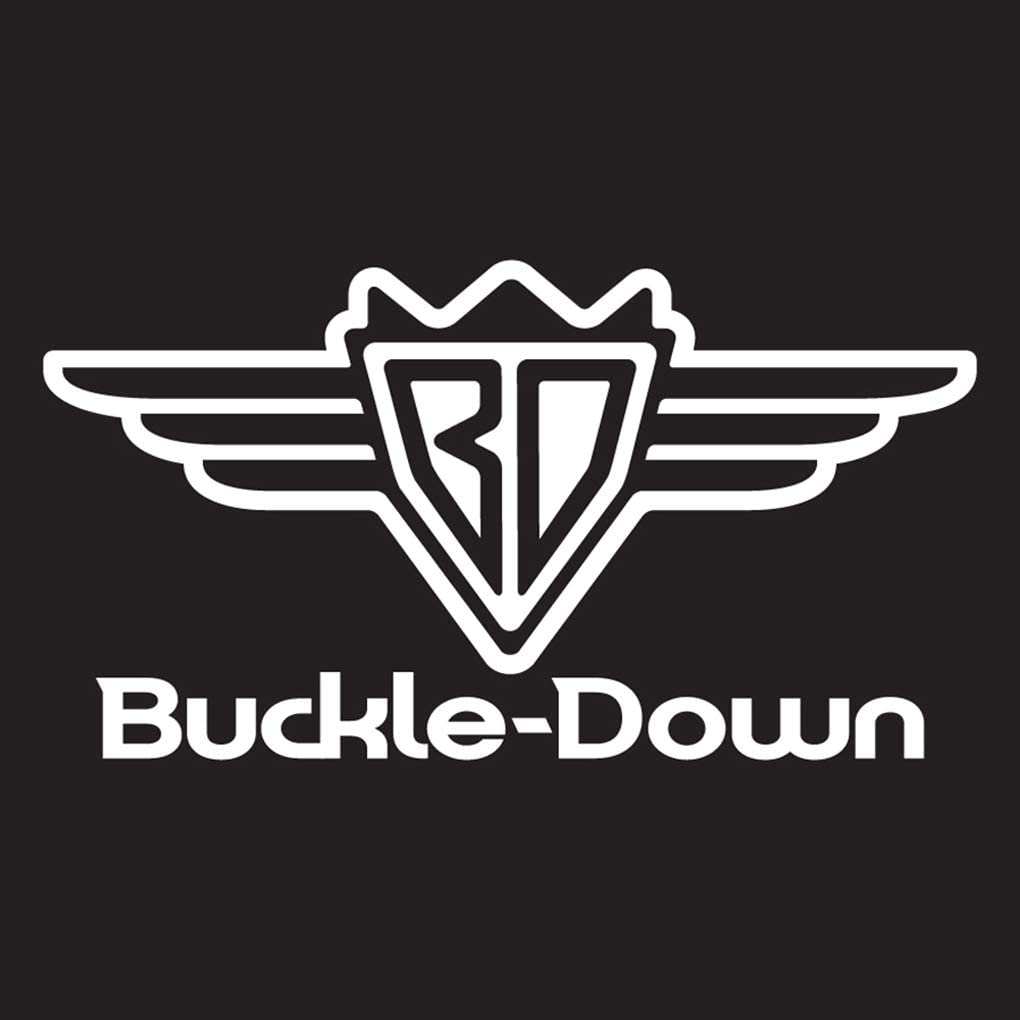 Buckle-Down Suspender - Tattoo Johnny Bones