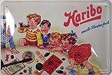 Blechschild 20x30 cm Haribo - spielende Kinder