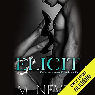 Elicit                   By:                                                                                                                                 M. Never                               Narrated by:                                                                                                                                 Sam Crowley,                                                                                        Muffy Newtown                      Length: 8 hrs and 18 mins     11 ratings     Overall 4.7