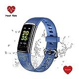 Abeyete Orologio Fitness Tracker Cardiofrequenzimetro Monitor e monitoraggio del...