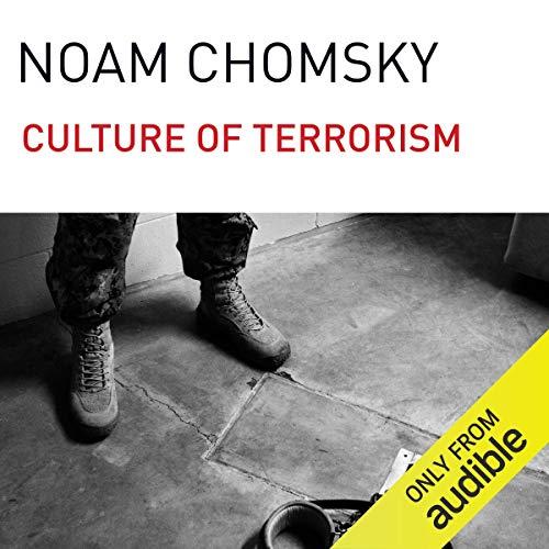 The Culture of Terrorism audiobook cover art
