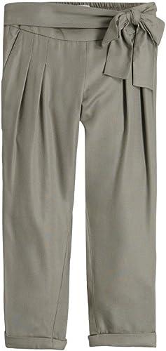 Chloé - Pantalon érable - 8 Ans, Kaki