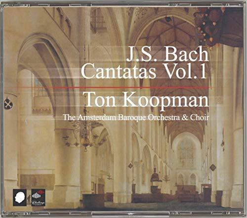 J.S.Bach: integral cantatas vol 1 (ton Koopman
