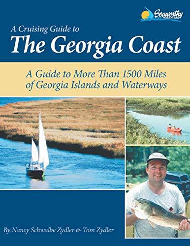 The Georgia Coast: Waterways & Islands -  Zydler, Nancy Schwalbe, Paperback