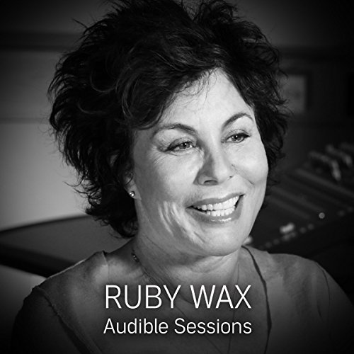Ruby Wax audiobook cover art