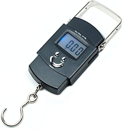 LCD Digital Hanging Luggage Travel Scale Electronic Portable Weight Escala Bascula