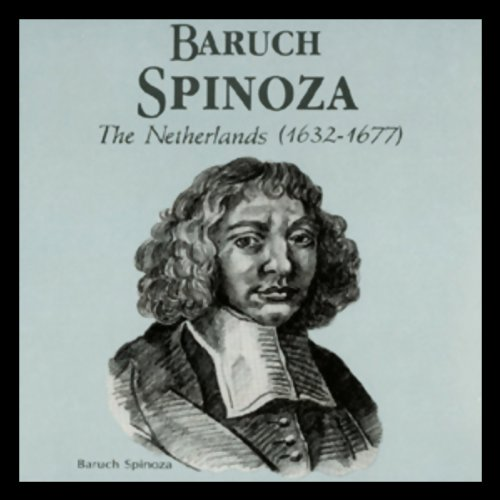 Baruch Spinoza audiobook cover art