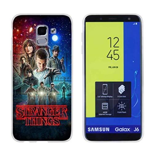 rebecc hqqpf Case for Funda Samsung Galaxy A8 2018