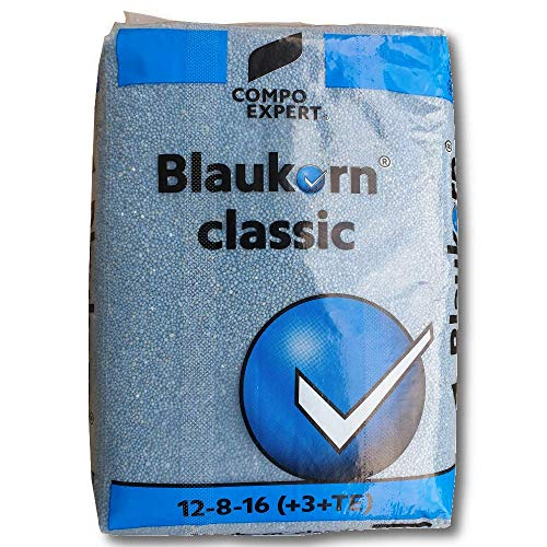 Fertilizzanti NPKs complessi Blaukorn NITROPHOSKA BLU 25KG