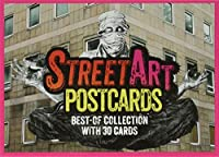 Streetart Postcards: Best of Collection With 30 Cards