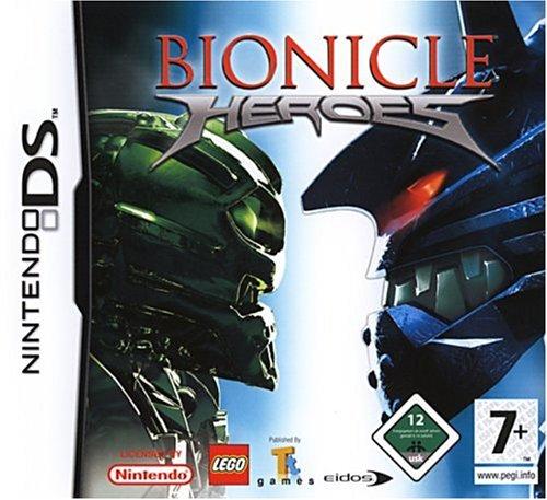 Eidos Interactive  Bionicle Heroes Nintendo DS