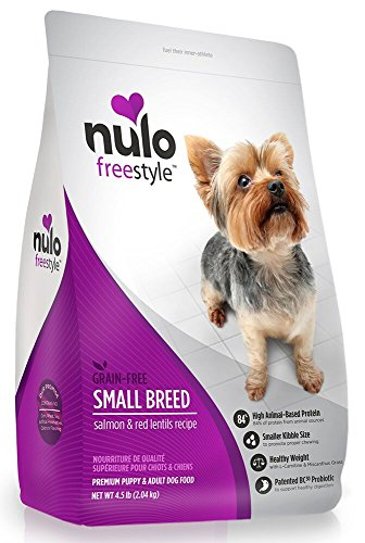 Nulo Small Breed Grain Free Dry Dog Food