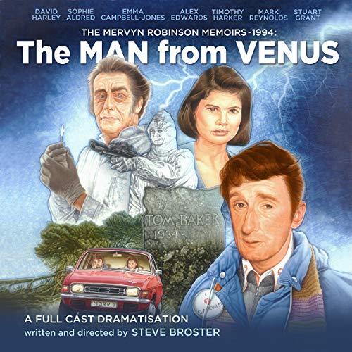 The Mervyn Robinson Memoirs - 1994 cover art
