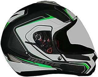 MAVOX OX11 Open Face Helmet (Silver, 560 mm)
