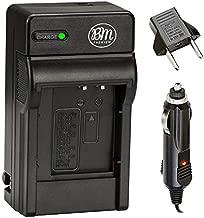LI-50B Battery Charger for Olympus Stylus VG-190, SZ-10, SZ-12, SZ-15, SZ-16 iHS, SZ-20, SZ-30MR, SZ31MR iHS, TG-610, TG-630, TG-810, TG-820, TG-830, TG-850, TG-860, XZ-1, XZ-16 iHS, SP-810UZ Cameras