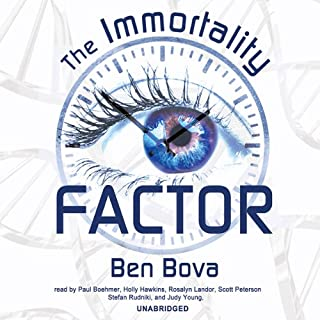 The Immortality Factor cover art