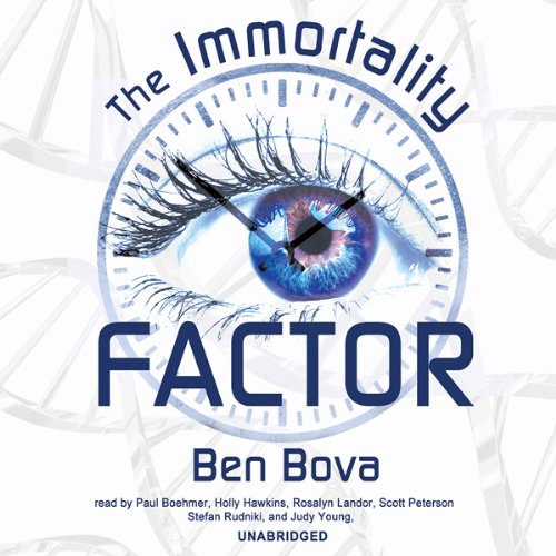 The Immortality Factor copertina