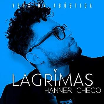 Lagrimas (Version Acústica)