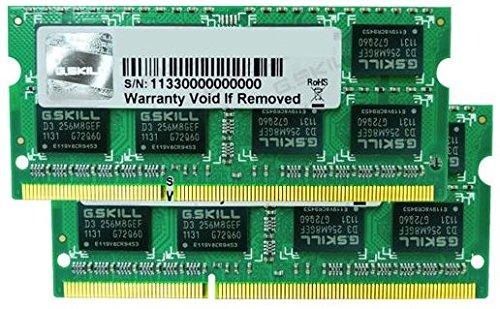 G.Skill FA-8500CL7D-8GBSQ - Kit memoria RAM 2 x 4