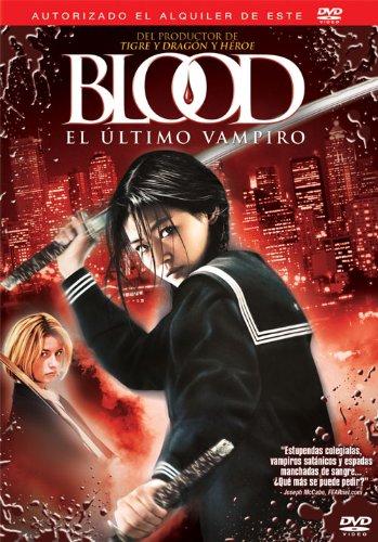 Blood: el último vampiro (2009) [DVD]