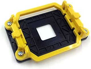 JOJOZZ Ventilador plástico de Soporte del Soporte Base de AM2 AM2 + AM3 AM3 + FM1 FM2 Socket AMD Base del Soporte del sostenedor