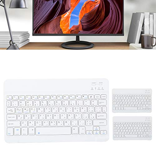 Bluetooth Wireless Keyboard, 10