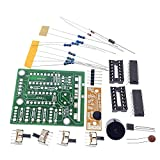 Music Sound BOX-16 Board 16-Tone Electronic Module DIY Kit Componentes Soldadura Práctica Kits de Aprendizaje para Arduino