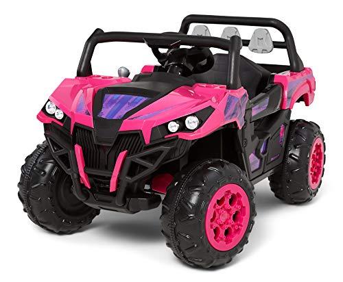 Kid Trax Toddler UTV Electric Ride-On Toy, Kids 3-5 Years...