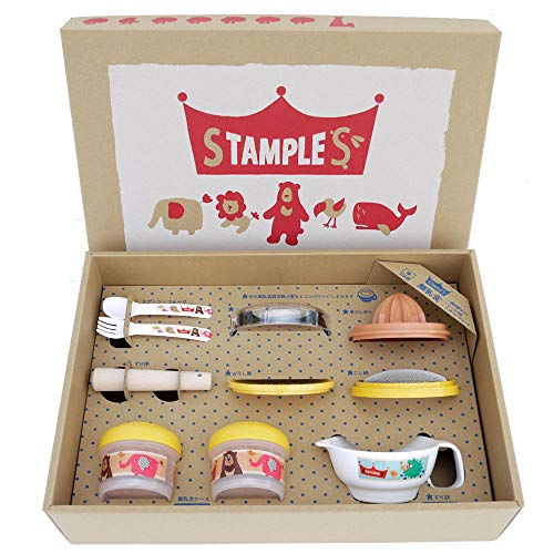 stample(スタンプル)『離乳食ギフトセット』