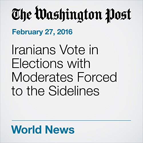 Iranians Vote in Elections with Moderates Forced to the Sidelines cover art