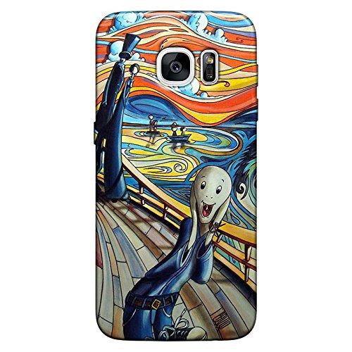 Capa Personalizada para Samsung Galaxy S7 Edge Um Grito de Alegria - DE22