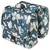 Basil Magnolia Lot de 2 sacoches pour Femme, Taille S, Bleu, 32 x 17 x 8 cm