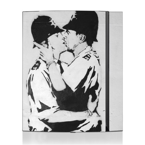 Wrappz 3M Vinyl Cover: Banksy Police (PS3) [import anglais]