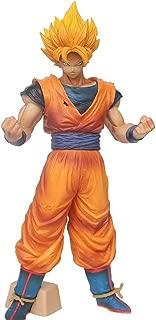 Toy Statue Dragon Ball Figuras Super Saiyan Goku Guerrero Conciencia Estatua Modelo De La Muñeca del PVC Figura De Acción Juguetes / 32 CM