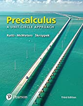 MyLab Math with Pearson eText -- 24-Month Standalone Access Card -- for Precalculus: A Unit Circle Approach (3rd Edition)