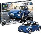 Revell Easy Click System Construire VW New Beetle-échelle 1/24-niveau 2/5 Maquette, 07643