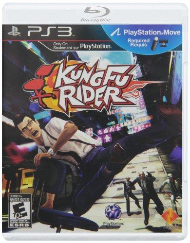 Kung Fu Rider - Sony PlayStation 3