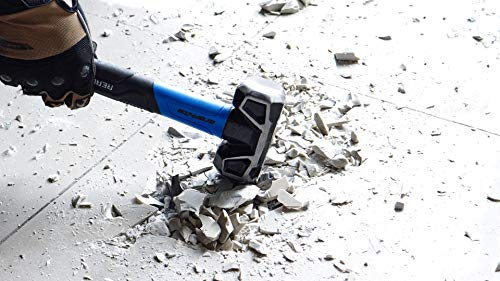 Breaking Concrete with a Sledge Hammer