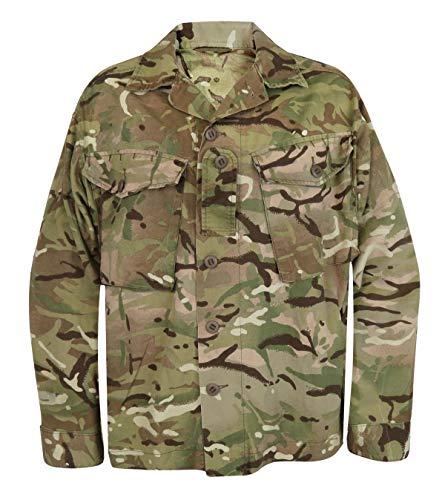 Cooneen Defence Nieuwe Britse leger MTP Combat Shirt CS95 probleem