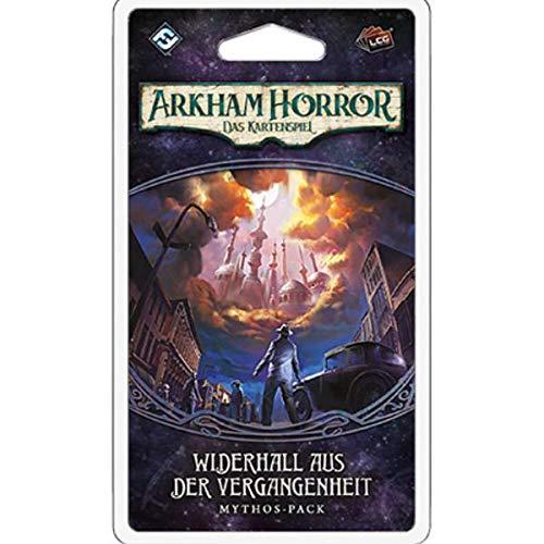 Fantasy Flight Games FFGD1111 Arkham Horror: LCG-Widerhall aus Der Kartenspiel Juego de Cartas