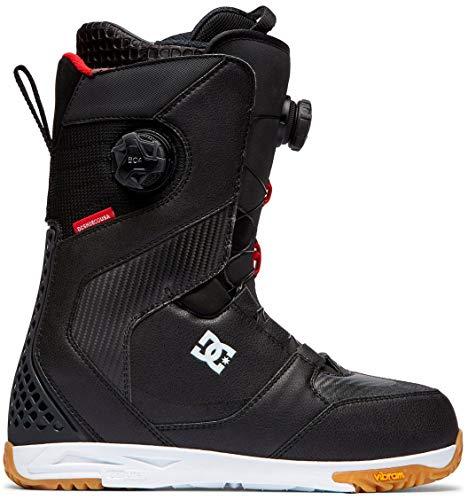 DC Shuksan BOA Snowboard Boots Mens Sz 10 Black