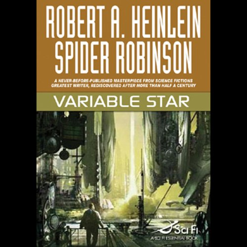 Variable Star  audiobook cover art