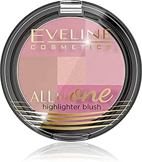 Eveline Mosaic Blush All In One ,No 02
