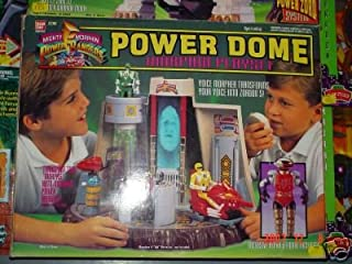 Power Rangers Command Center Power Dome Morphin Playset w/ Exclusive Alpha 5 action figure MISB MIB NEW