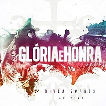 Glória E Honra (Ao Vivo)