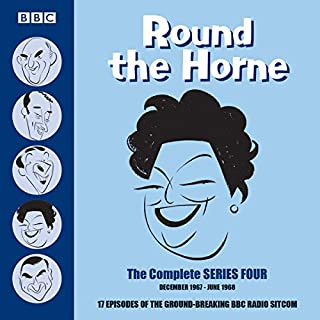 Round the Horne: Complete Series 4 audiobook cover art