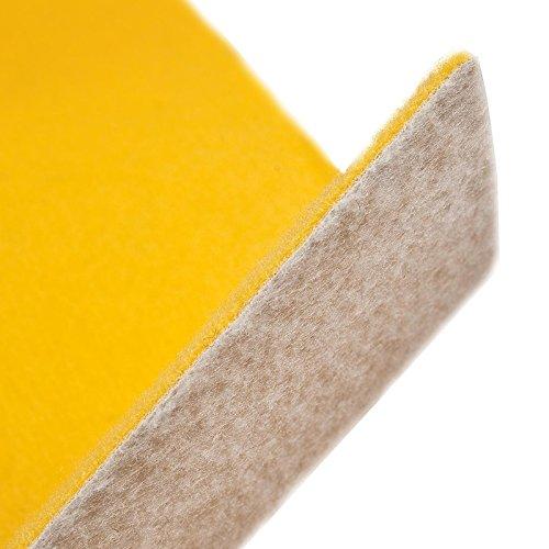 Floori® Premium Nadelfilz Teppich, GUT-Siegel, Emissions- und geruchsfrei, wasserabweisend, 1200 g/qm   Größe wählbar (100x200cm)